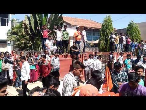 Shivaji janti Gadag 2017 ram Sena