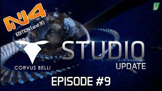 Studio Update #9 - Even more Infinity N4 news!