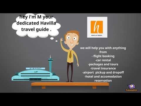 Havilla Travel And tours Zimbabwe's best travel agent