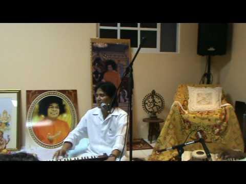 Sri Ajnish Rai Sings Ram Sita Krishna Radha Vitthila Rakhumayi