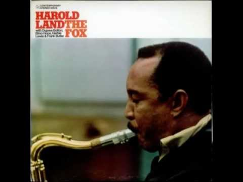 Harold Land - One Second, Please