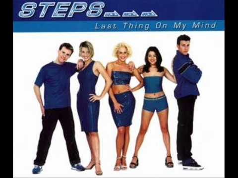 Steps - Last Thing On My Mind - Wip't Up In The Disco Mix