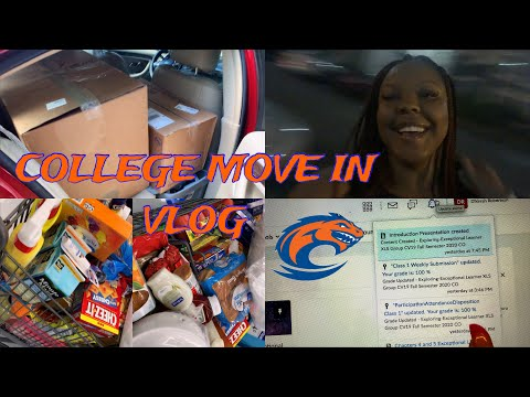 COLLEGE MOVE IN DAY VLOG 2020 + APARTMENT TOUR | CLAYTON STATE UNIVERSITY