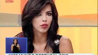 Miss Mundo Portugal 2010