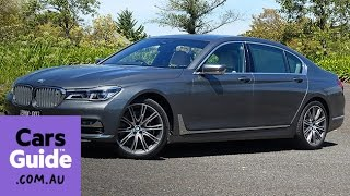 2016 BMW 7 Series review | first drive video