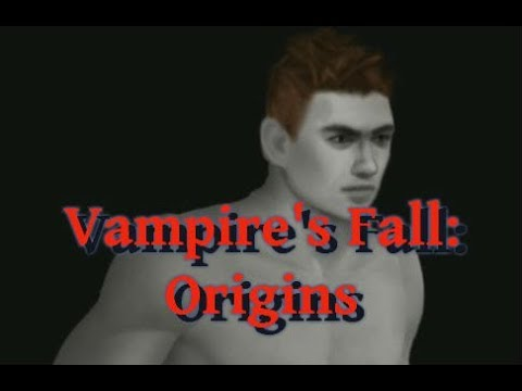 Let's Play Vampire's Fall: Origins - Mobile (android) Gameplay Part 1