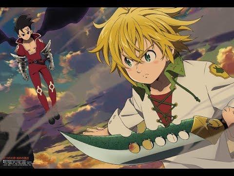 Nanatsu No Taizai - Seven Deadly Sins VS Demon Clan「AMV」Been to Hell