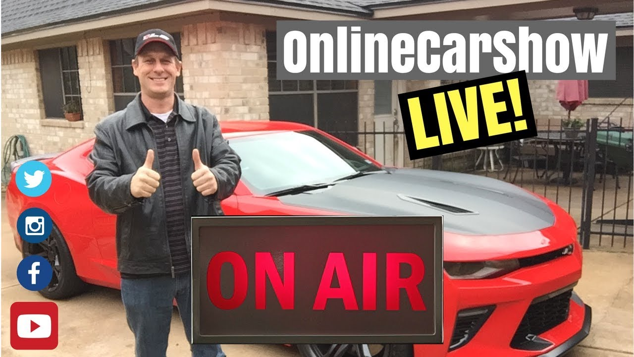 Download OnlineCarShow and Friends - LIVE! #iamacreator