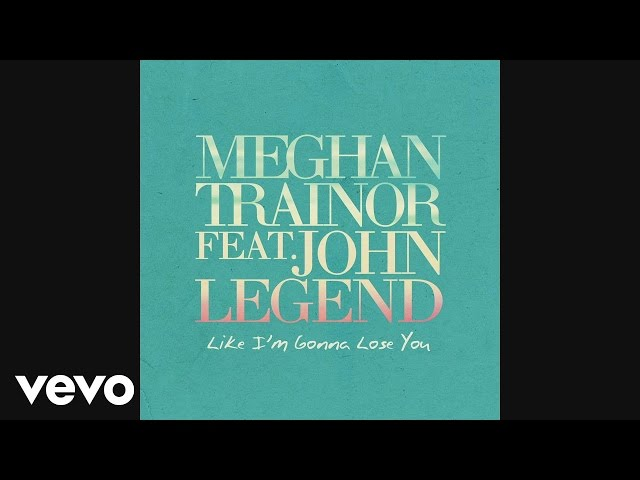 Meghan Trainor - Like I'm Gonna Lose You (Audio) ft. John Legend