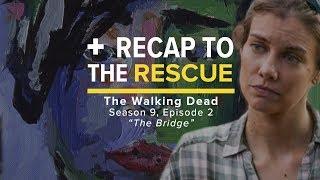 The Walking Dead Episode 9x02 Easter Egg Recap