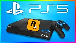Rockstar's Next Game Coming On Playstation 5? (PS5)