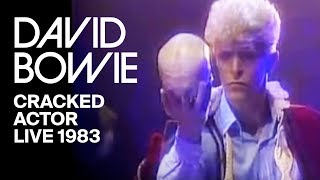 David Bowie - Cracked Actor (Serious Moonlight)