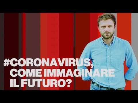 Che futuro dopo il virus? Paolo Giordano e le infermiere di 'Imagine' - Timeline Focus
