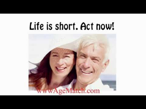 Age Match - Age Gap Dating Site