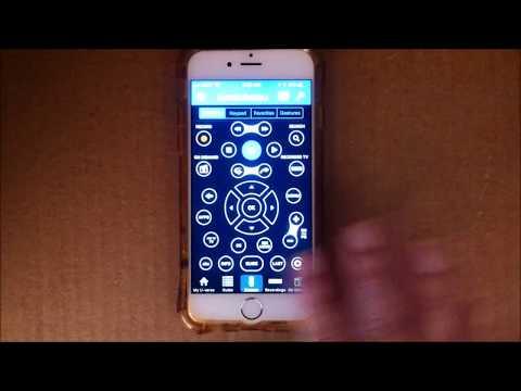 ATT U-verse Mobile App