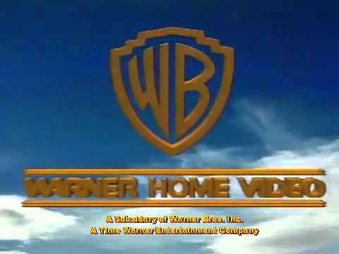 Warner Home Video Logo 1992 Fake Youtube