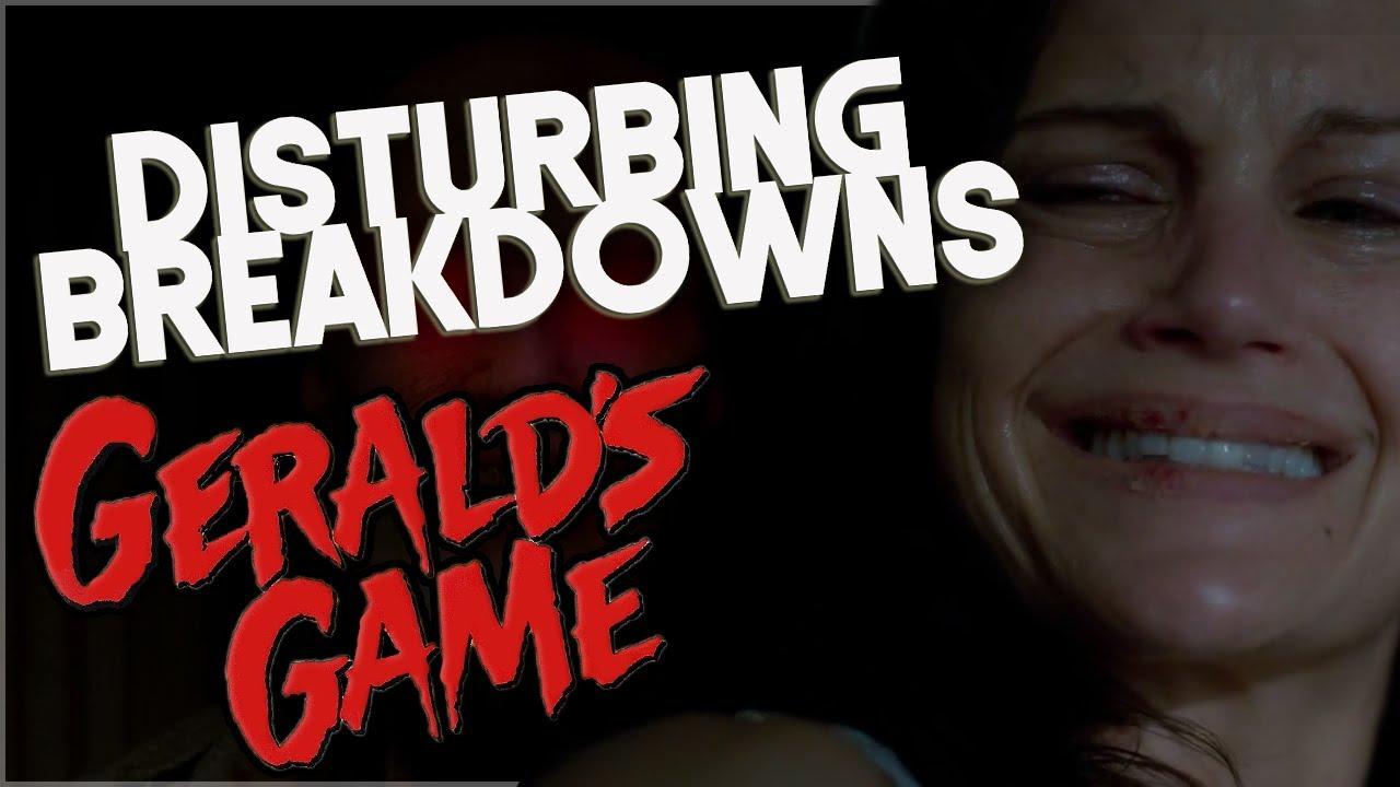 Download Gerald's Game (2017)   DISTURBING BREAKDOWN
