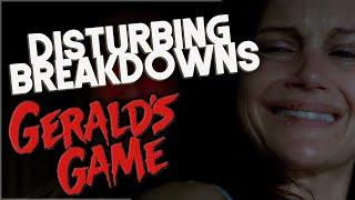 Gerald's Game (2017) | DISTURBING BREAKDOWN