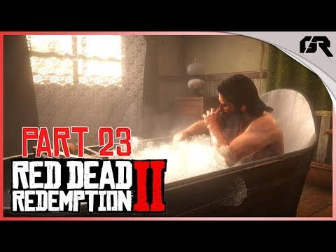 ΠΟΥ ΕΜΠΛΕΞΑ ΠΑΛΙ! | Red Dead Redemption 2 Greek Gameplay Part 23 thumbnail
