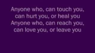 Natasha Bedingfield - I Bruise Easily Lyrics