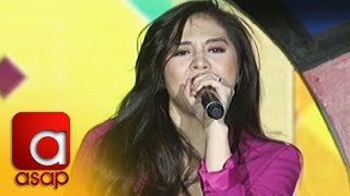 ASAP: Janella performs