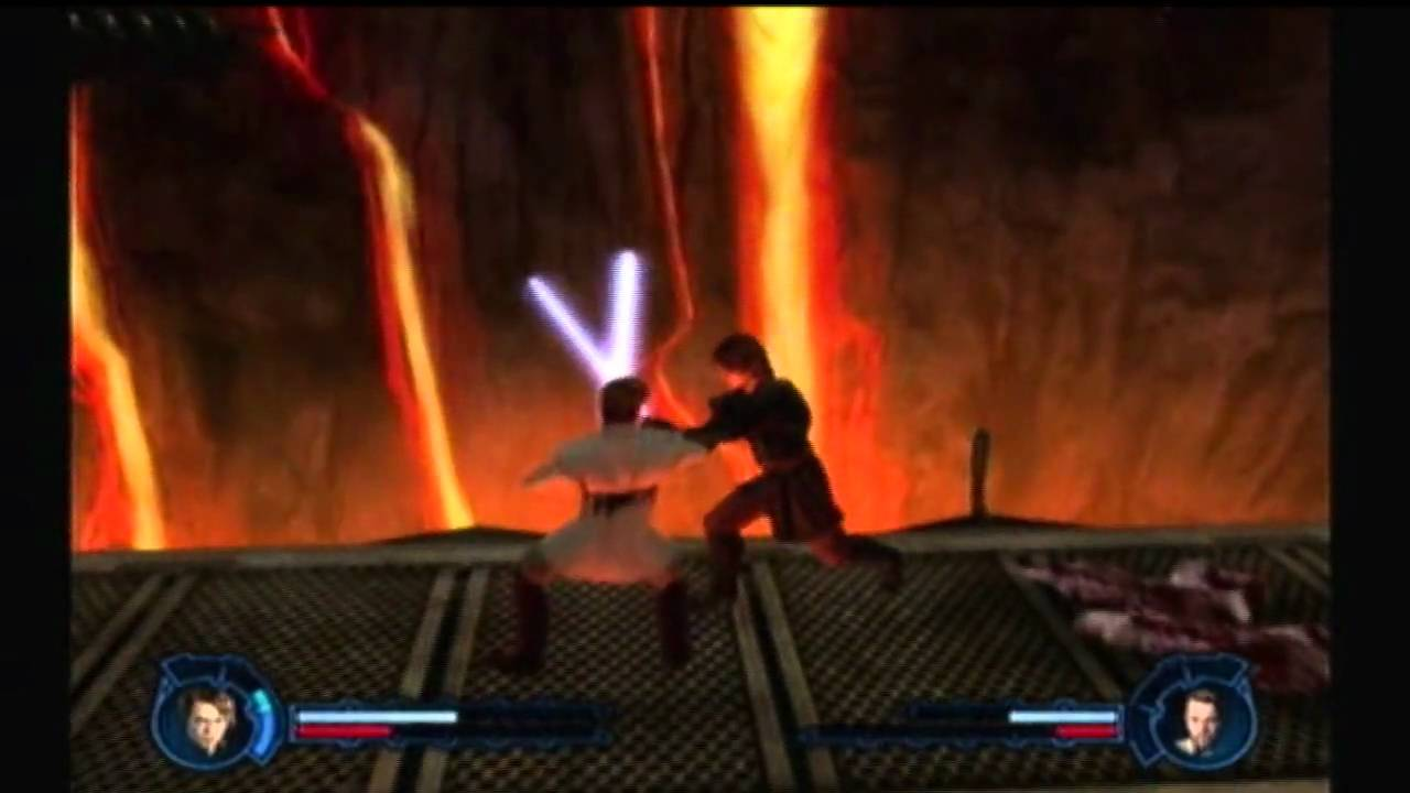 Sw Revenge Of The Sith 20 Revenge Of The Sith Youtube