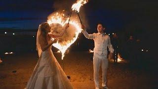 Огненное сердце - свадебное шоу- свадебный интерактив - Pandora Show