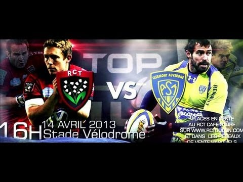 2013.04.14 -Top 14 2012-13 - J24 RC Toulon Vs Clermont Auvergne