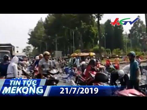 Hôi của bị khởi tố | TIN TỨC MEKONG - 21/7/2019