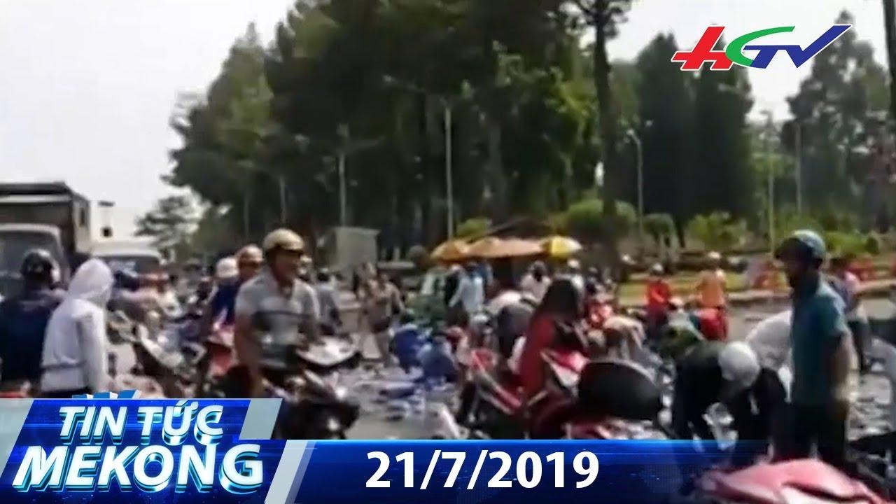 Hôi của bị khởi tố | TIN TỨC MEKONG – 21/7/2019