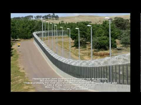 Razor Wire application, Australia.