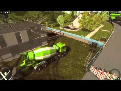 รถก่อสร้าง ขนส่ง วัสดุก่อสร้าง
