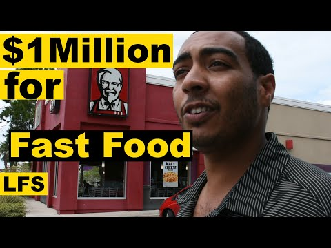 Investing $1 Million In Fast Food -  Life For Sale