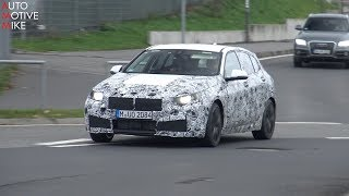 2019 BMW M140i SPIED TESTING AT THE NÜRBURGRING