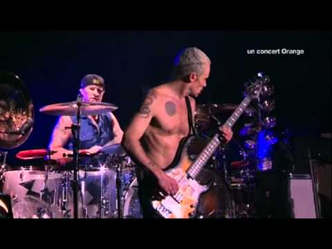 Red Hot Chili Peppers - concert privé Orange - décembre 2011
