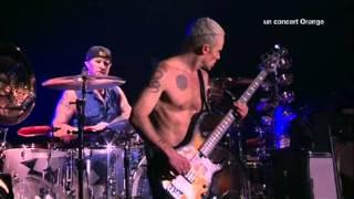 Red Hot Chili Peppers - concert privé Orange - décembre 2011