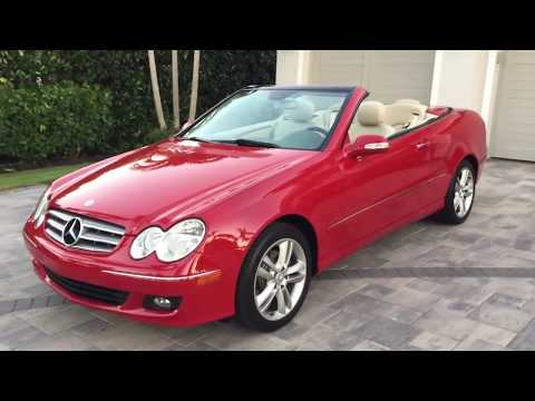 2006 Mercedes Benz CLK350 Cabriolet Review and Test Drive by Bill Auto Europa Naples