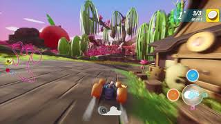 All-Star Fruit Racing [Tournament Juicer - Early Access] - Gameplay PC