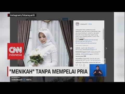 Kisan Intan, Pengantin Menikah tanpa Mempelai Pria Korban Lion Air JT-610 Mp3
