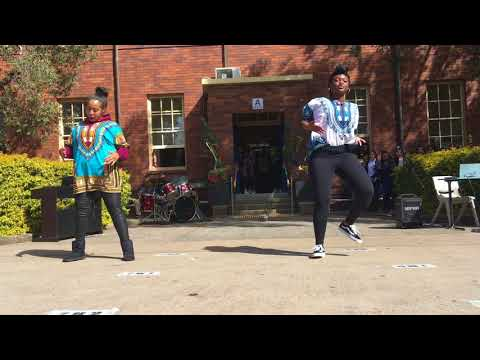 AFRICAN FUSION DANCE GROUP | MGHS MULTICULTURAL 2017