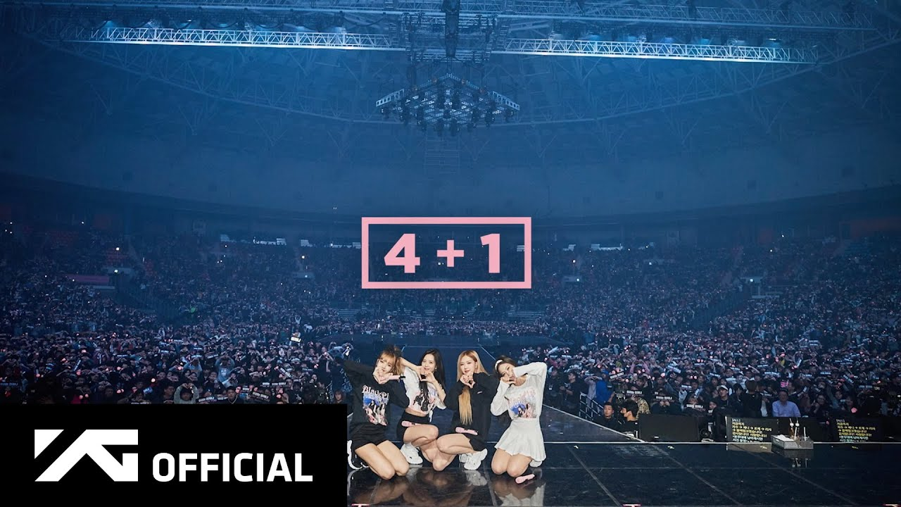 BLACKPINK - 5th ANNIVERSARY [4+1 PROJECT] ANNOUNCEMENT VIDEO