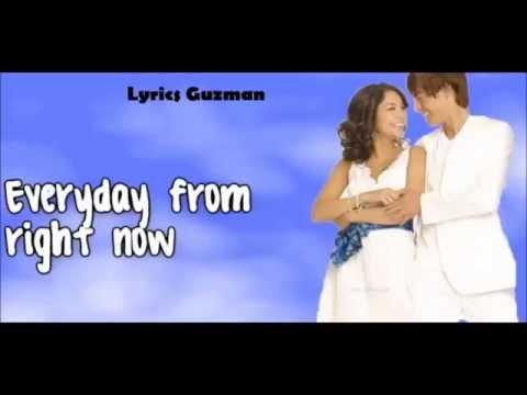 High School Musical - Everyday Lyrics