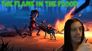 The Flame In The Flood - Gameplay ITA - Un nuovo survival geniale