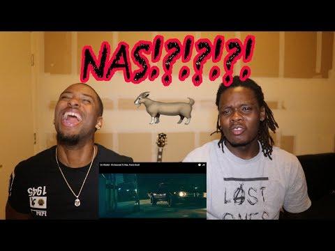 DJ Khaled - It's Secured ft. Nas, Travis Scott - REACTION