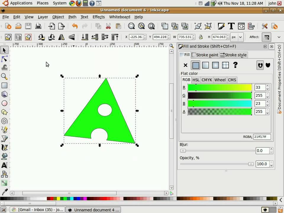 Design Made Easy With Inkscape Vector Tutorials | Ponoko