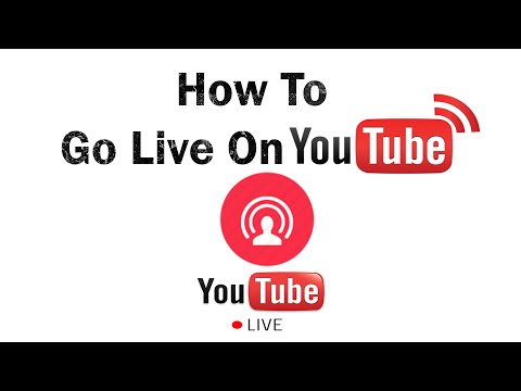 How To Live Stream On YouTube I 2016