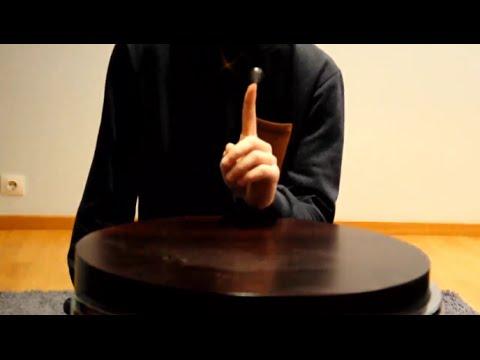 Видео, Секрет фокуса Динамо- спин монеты  Dynamo trick secret- coin spin