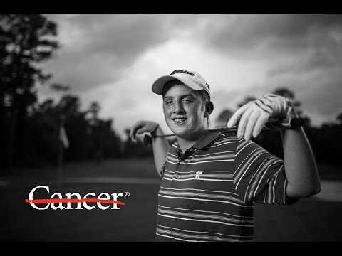 Young cancer survivor endures three transplants to beat AML