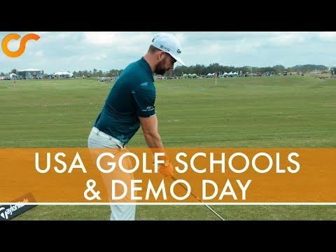 ORLANDO GOLF SCHOOLS & PGA SHOW DEMO DAY