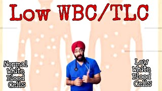 Kyon hote hain TLC / WBC count kamm | Dr.Education ( Hindi)